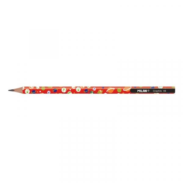 Ołówek trójkątny HB Space