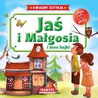 Jaś i Małgosia i inne bajki + CD