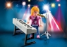 Piosenkarka z keybordem (9095)
