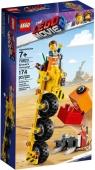 Lego Movie: Trójkołowiec Emmeta (70823)