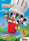 Klub Przyjaciół Myszki Miki Kolorowanka z naklejkami