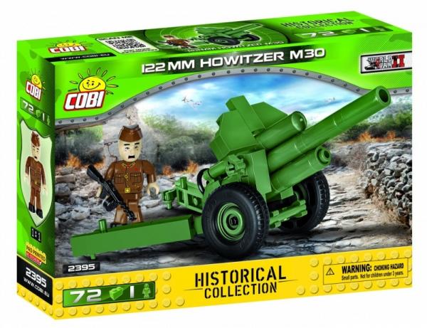 Armia 122 mm Howitzer wz.1938 M-30 - Radziecka haubica (2395)