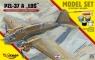 """Samolot Bombowy PZL-37 A """"Łoś"""""""
