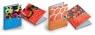 Segregator A4 Pigna Fruits 4 zaczepy mix wzorów