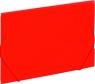Koperta  A4 czerwona na gumkę Grand