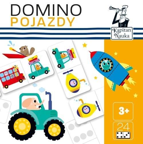 Kapitan Nauka Domino Pojazdy
