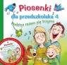 Piosenki dla przedszkolaka 4 Rodzina razem się trzyma z płytą CD Zawadzka Danuta