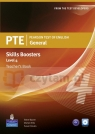 PTE General Skills Booster 4 TB +CD Audio