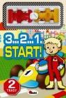 3 2 1 START (Uszkodzona okładka)