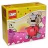 LEGO Valentine Miś
