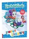 Zimowe zabawy. Enchatimals (OLFX1301)
