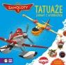 Tatuaże zabawy z wyobraźnią Disney Samoloty 2