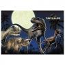 Podkład oklejany Dinozaur 13 (PODN13)
