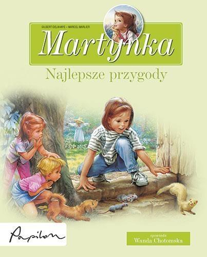Martynka. Najlepsze przygody (Uszkodzona okładka) Delahaye Gilbert