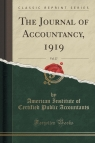 The Journal of Accountancy, 1919, Vol. 27 (Classic Reprint)