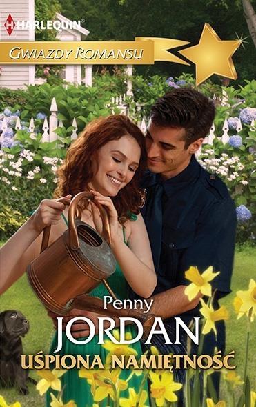 Uśpiona namiętność Penny Jordan