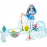 Enchantimals: Zimowe wędkowanie - Zestaw do zabawy + lalka Sashay Seal i