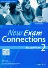 New Exam Connections 2 Elementary Workbook z płytą CD gimnazjum Pye Diana, McKeegan David