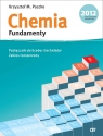 Chemia. Fundamenty. Podręcznik do liceów i techników. Zakres rozszerzony