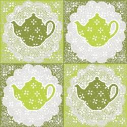 Serwetki SDL871006 Tasty Tea green