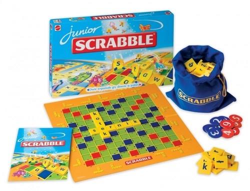 Scrabble Junior  (52496)