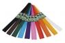 Bibuła marszczona 10 kolorów mix