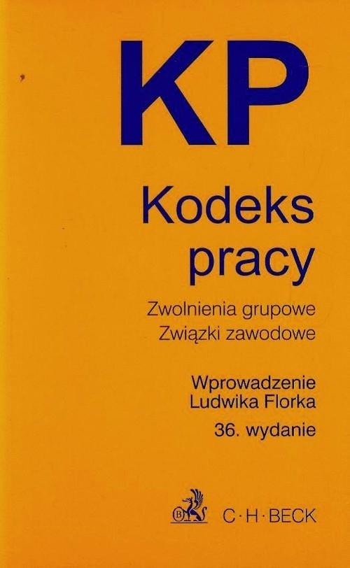 Kodeks pracy Florek Ludwik