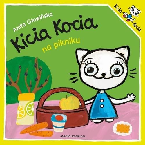 Kicia Kocia na pikniku Głowińska Anita