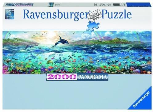 Puzzle panorama Życie w oceanie 2000 (166961)