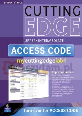 Cutting Edge NEW Upp-Int SB z CDR+AcCard