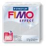 Masa termoutwardzalna Fimo effect srebrny metaliczny (8020-81)