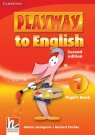Playway to English 1. Pupil's Book Gerngross Gunter, Puchta Herbert