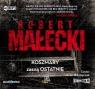 Koszmary zasną ostatnie  (Audiobook) Małecki Robert