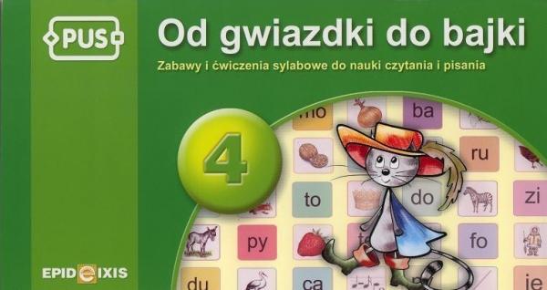PUS Od gwiazdki do bajki 4 Chromiak Małgorzata
