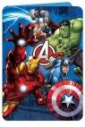 Karnet złoty Avengers VERTE