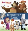 Masza i Niedźwiedź Biblioteka Bajek