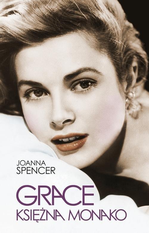 Grace Księżna Monako Spencer Joanna
