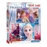Puzzle SuperColor 2x60 Frozen 2 (21609)