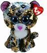 Beanie Boos Flippables Sterling - Cekinowy leopard (36796)