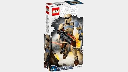 Lego Star Wars Szturmowiec ze Scarif (75523)