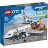 Klocki City: Samolot pasażerski (60262)Wiek: 6+