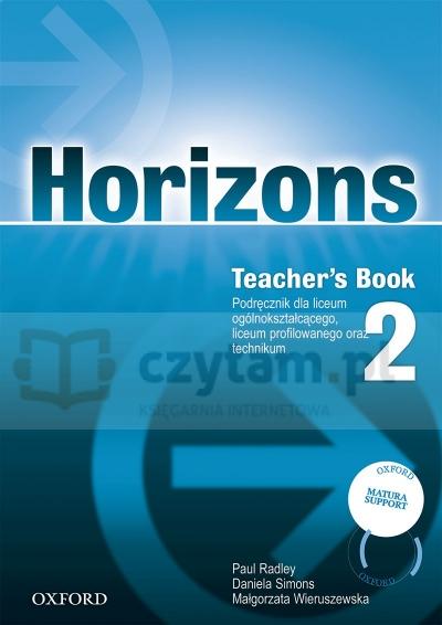 Horizons 2 Tb Paul Radley