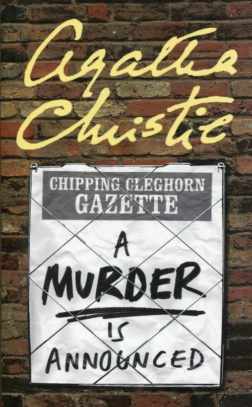 A Murder is Announced Christie Agatha