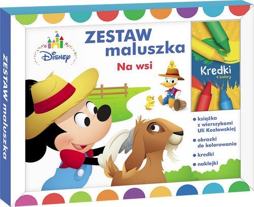 Zestaw maluszka Na wsi Kozłowska Urszula