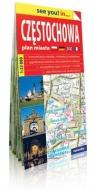 Częstochowa- plan miasta 1:22 000 (papier) praca zbiorowa