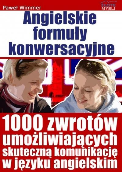 Angielskie formuły konwersacyjne - Paweł Wimmer - książka