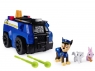 Psi Patrol: Transformujący pojazd policyjny z figurką Chese'a (6037883)