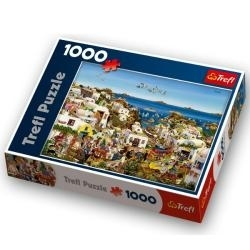 Życie na wyspie, Antonios von Santorinios - Santorinakis - 1000 elementów (10296)
