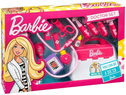 Barbie mały doktor