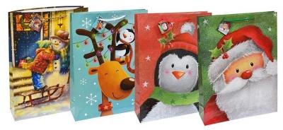 Torba prezentowa Creative Christmas klasyczna duża